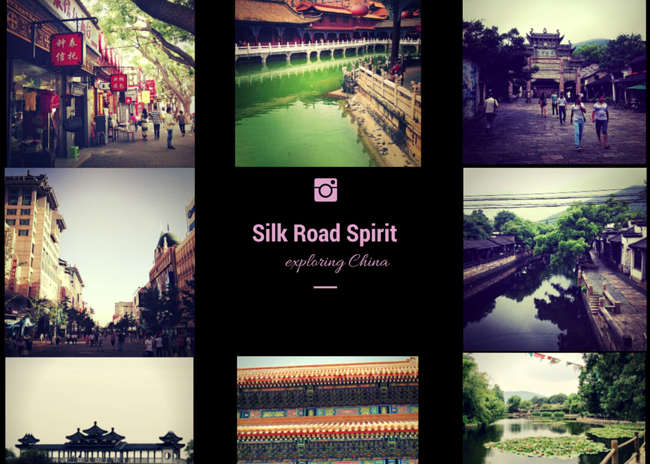 Silk Road Spirit 2014