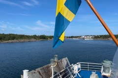 Hejdå Sverige!
