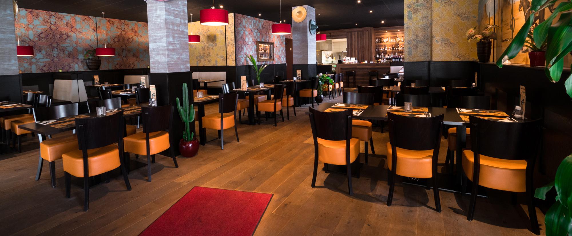 Kom binnen in ons restaurant