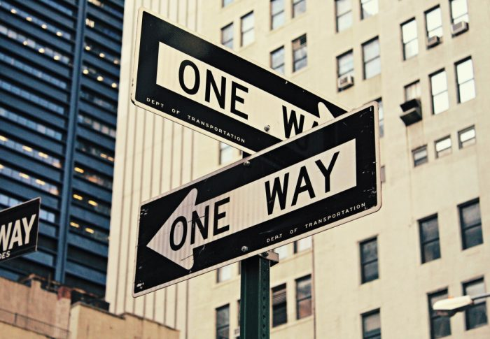 There's only one way of life … and that's your own.