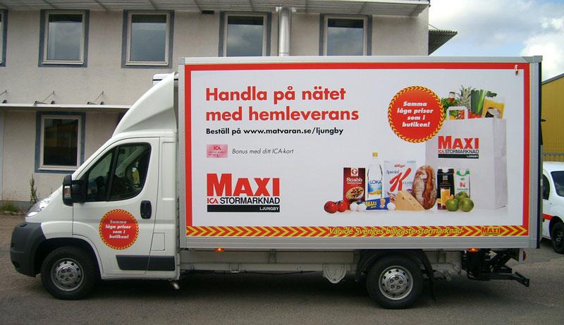 Ica Maxi Ljungby