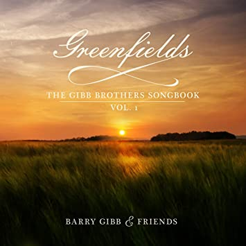 "Barry Gibb returns with ""Greenfields"""