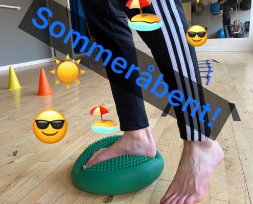 Sommeråbent