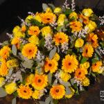 Ovaal arrangement Geel