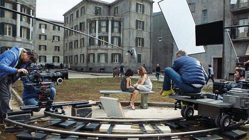 Studieoptagelser i Marcianise, Caserta