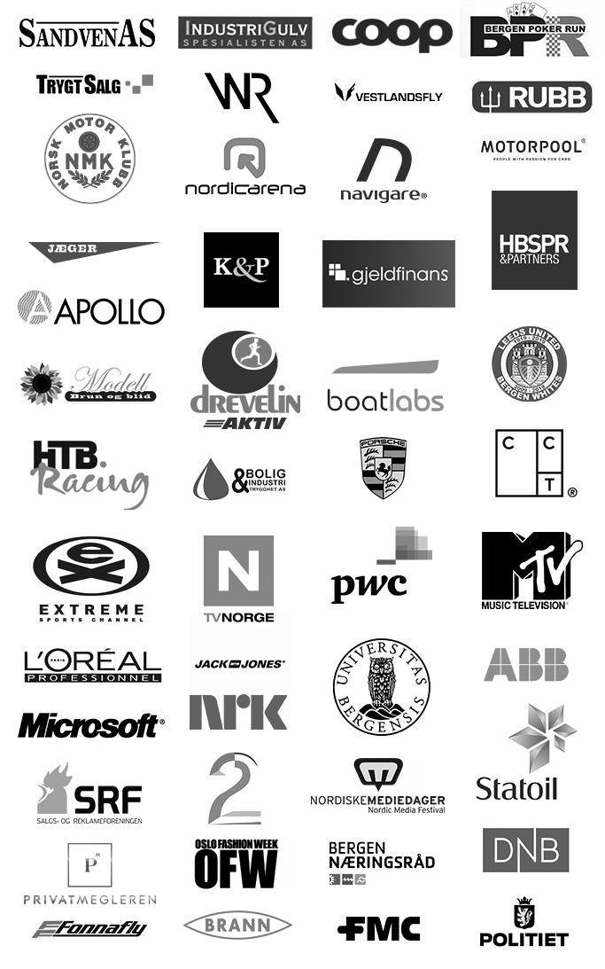 Våre kunder