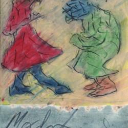 283: Pastel Drawings 14
