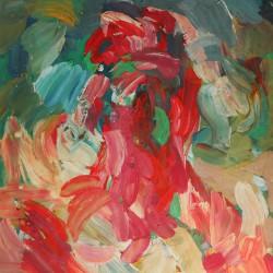 557: Tempera painting 02