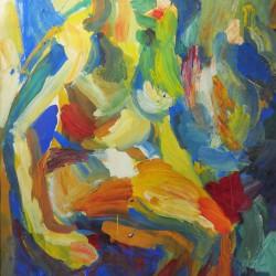 560: Tempera painting 05