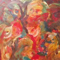 561: Tempera painting 06