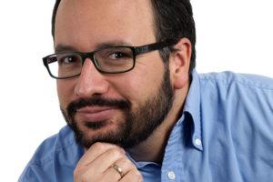 Spanske tandläkaren Javier Tapia