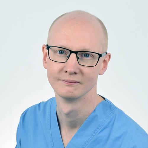 Tandläkare Magnus Skörs