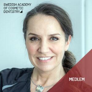Tandläkare Katarina Skodra