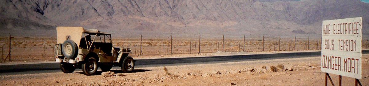 Jeep M201 Sahara