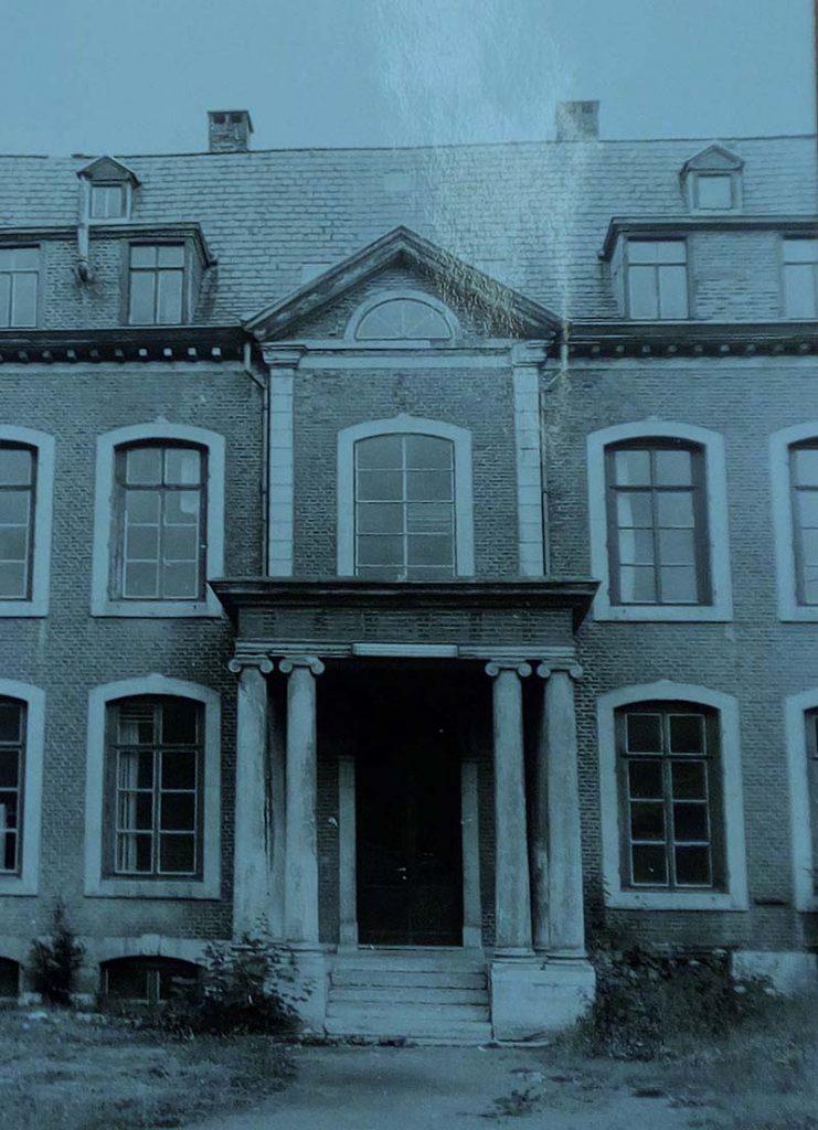 Hôtel de Biolley Sainte-Claire Verviers