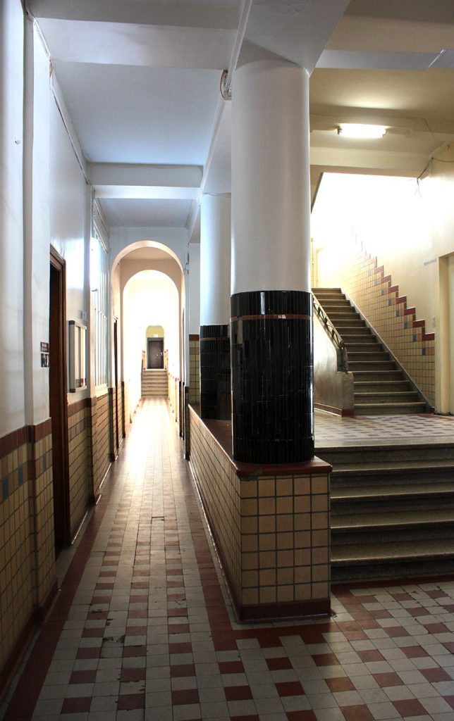 couloir Sainte-Claire Verviers
