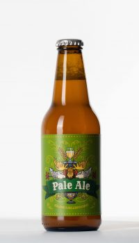 pale ale öl, beer bottle