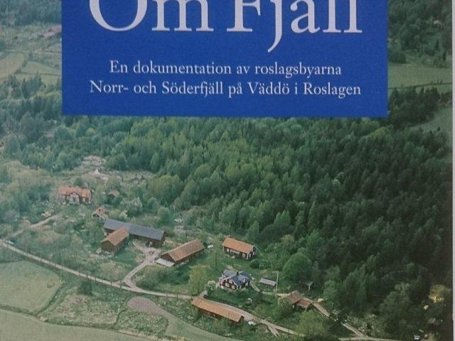 Historiebok om Fjäll