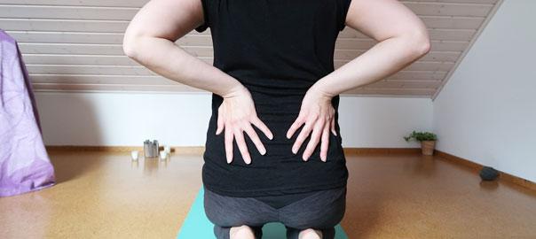 Yoga für den unteren Rücken