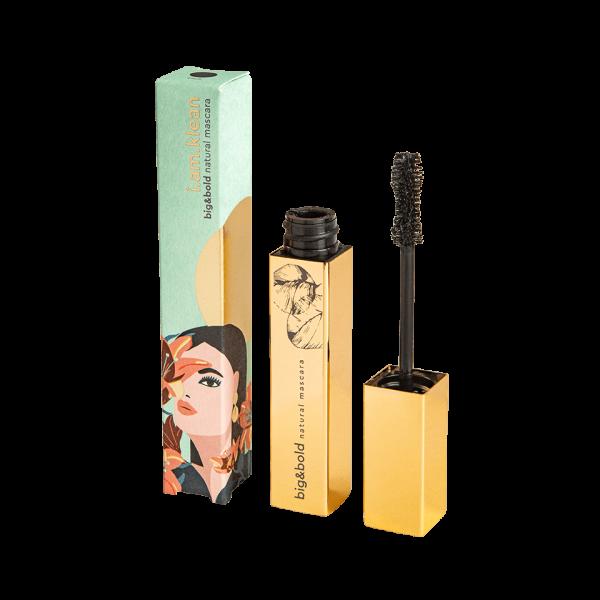 mascara big&bold open met verpakking Golden Hour (websize transparante achtergrond)