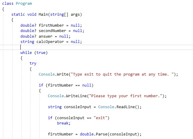 .NET Core for absolute beginners