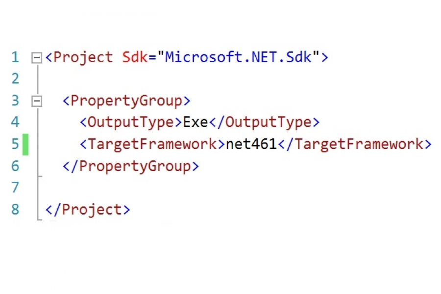 Using .NET Core SDK projects in .NET Framework