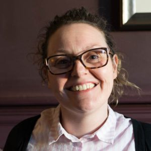 Dr Caroline Scally