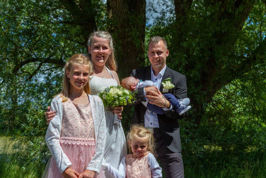 Bryllupfotografering Slagelse