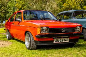 Opel Gavnø Classic Autojumble