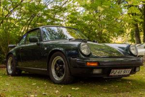 Porsche Gavnø Classic Autojumble