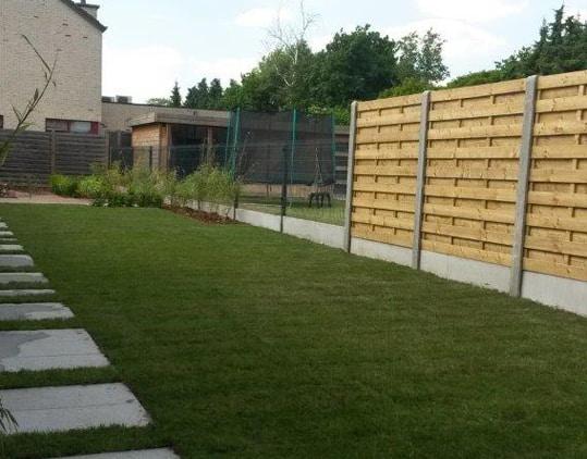 Aanleg tuin - Hofstade