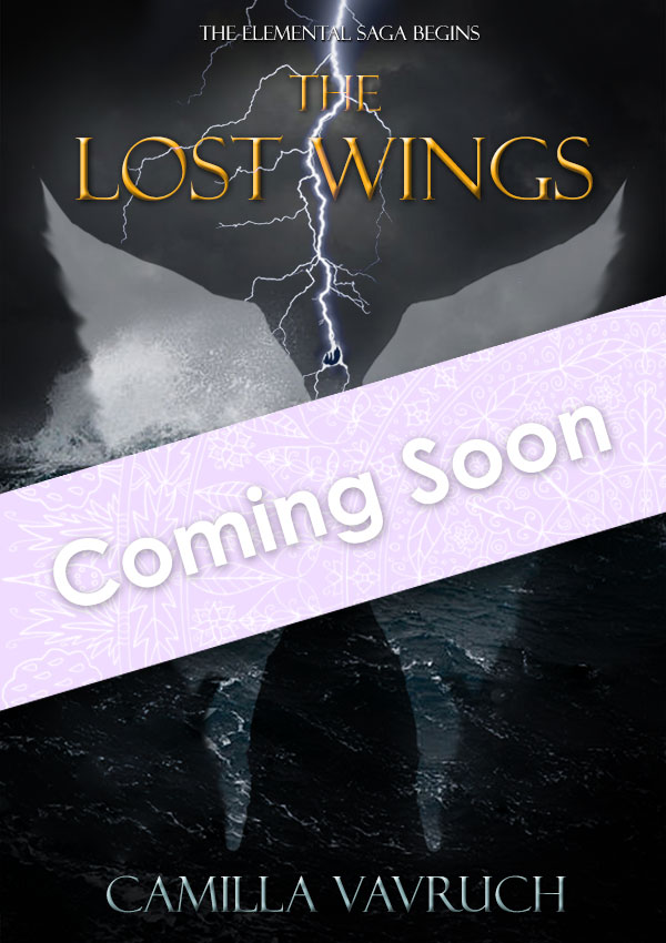 The Elemental Saga: The lost wings by Camilla Vavruch
