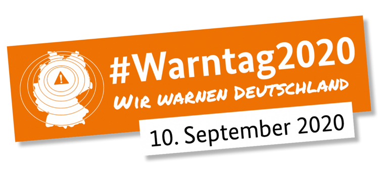 WARNTAG 2020 – 10. September