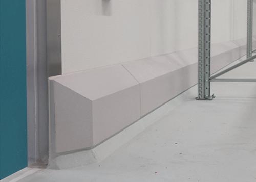 Polyester / beton Truckværn type IP30