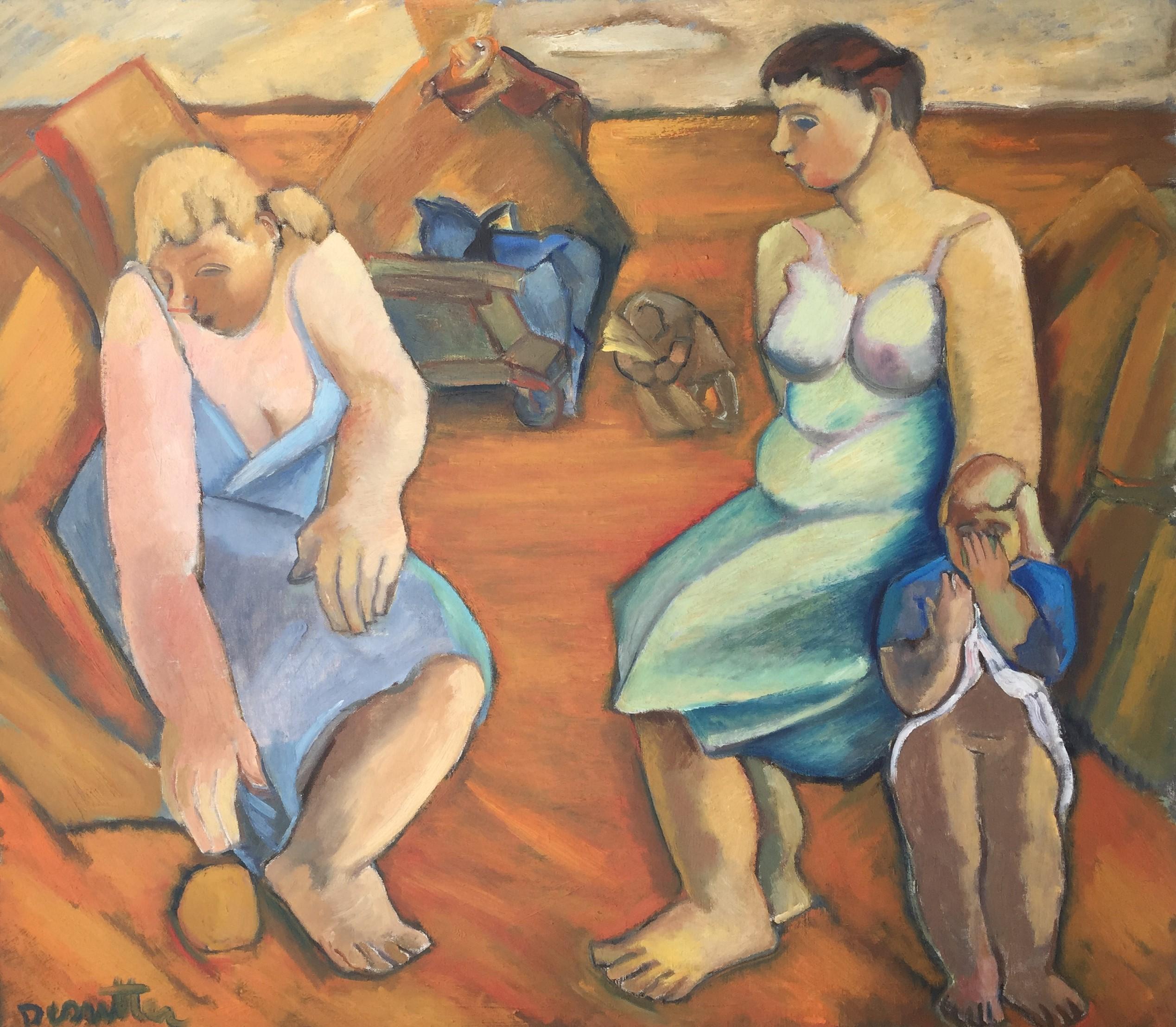 De Sutter Jules (1895-1970)