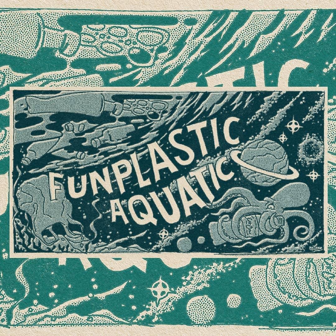 Funplastic aquatic for a double birthday extravaganza @leffecrumlove @thomgisslen