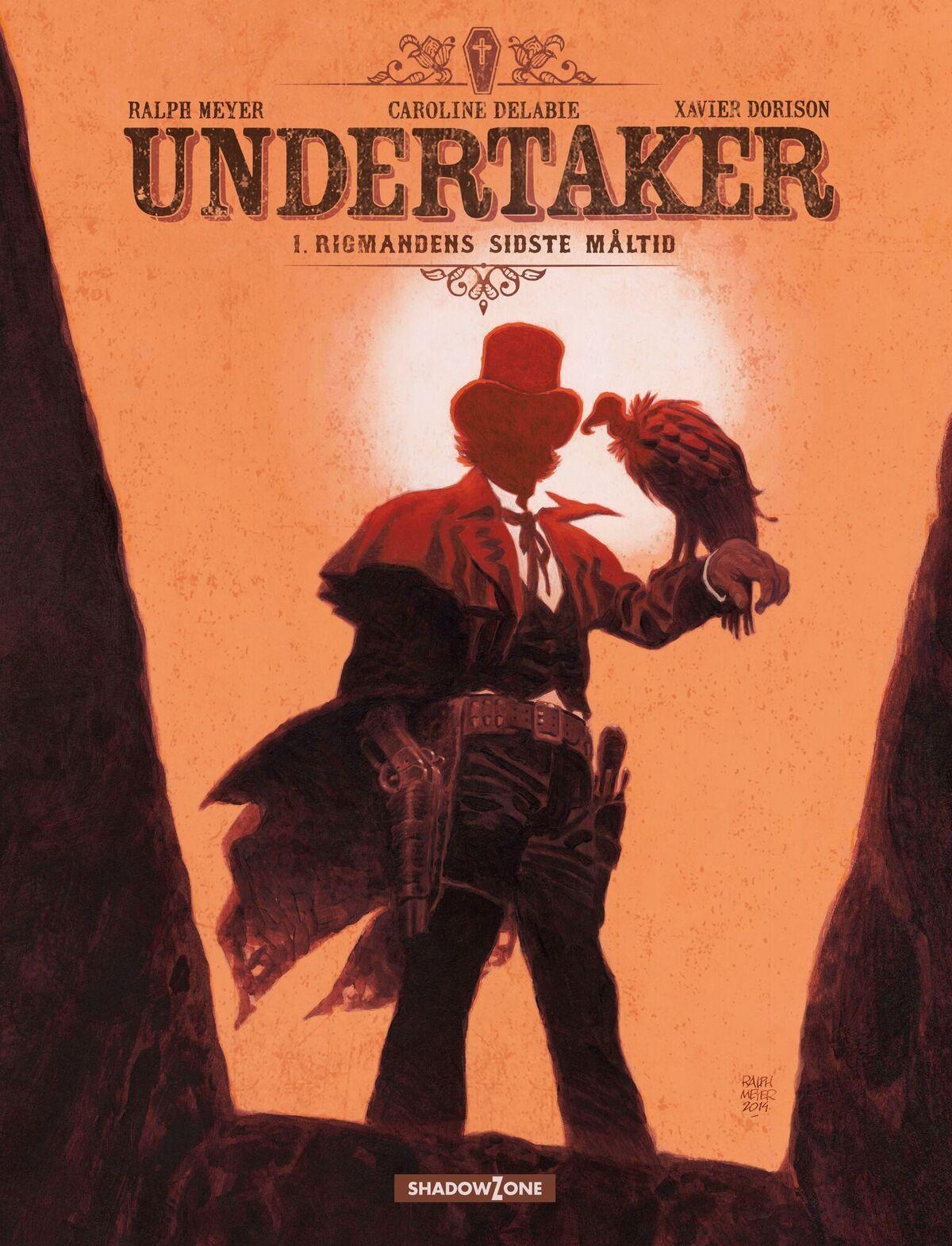 Undertaker 1 - Rigmandens sidste måltid
