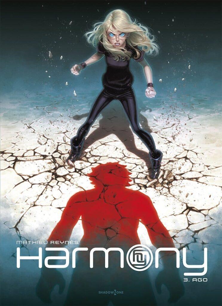 Harmony 3 - Ago