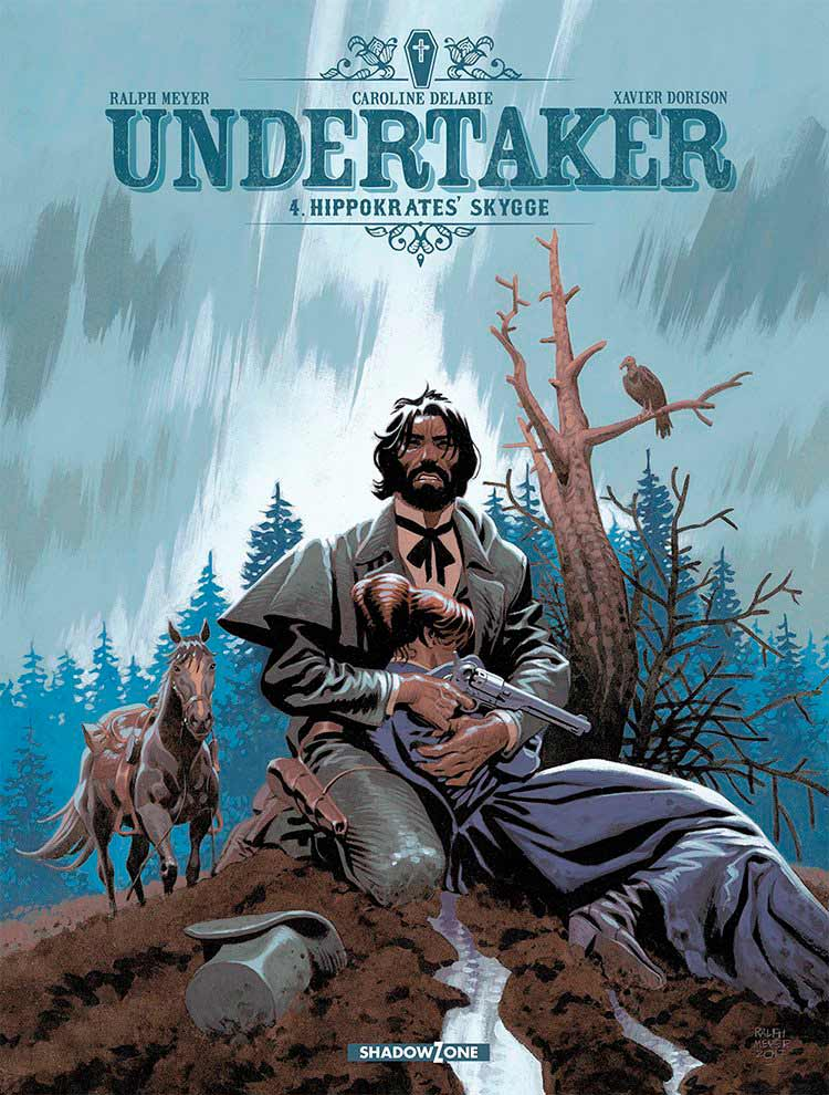Undertaker 4 - Hippokrates skygge