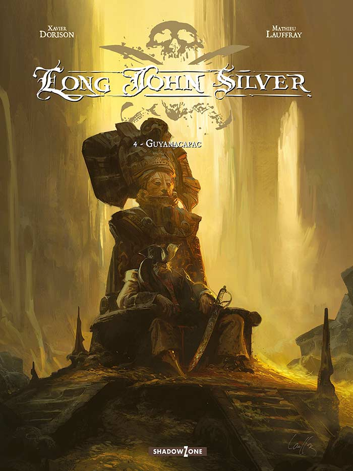 Long John Silver 4 - Guyanacapac