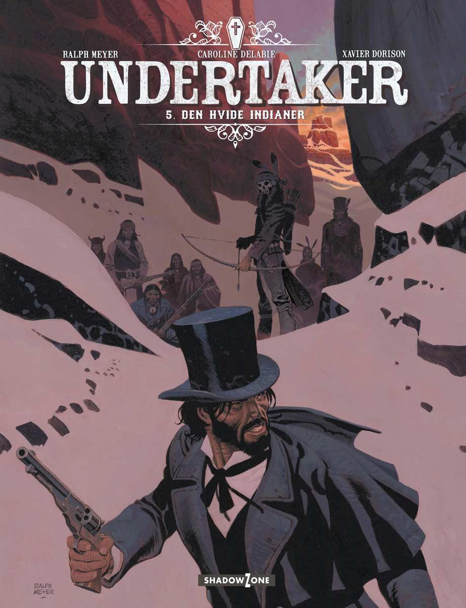 Undertaker 5 - Den hvide indianer