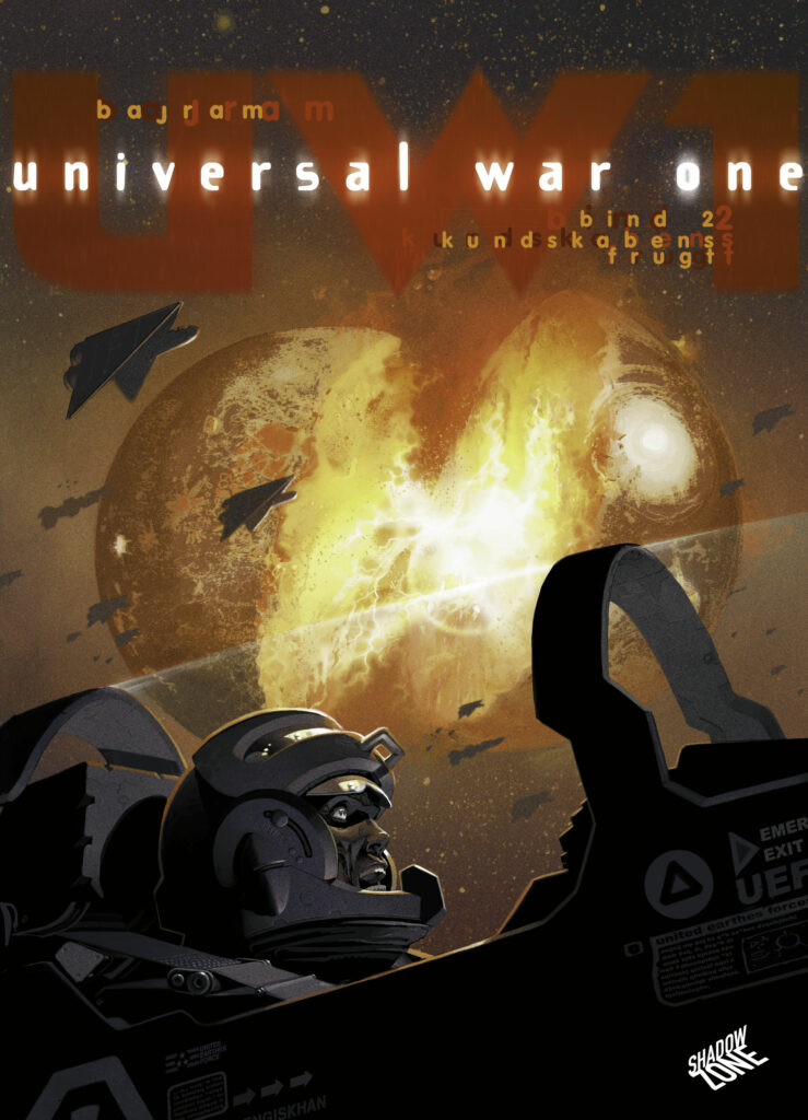 Universal War One 2 - Kundskabens frugt