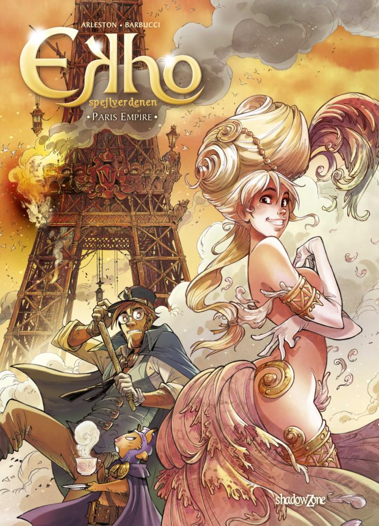 Ekho 2 - Paris Empire