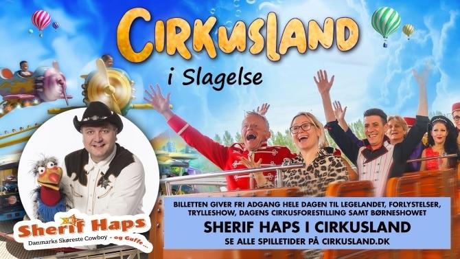 Sherif Haps cirkusland