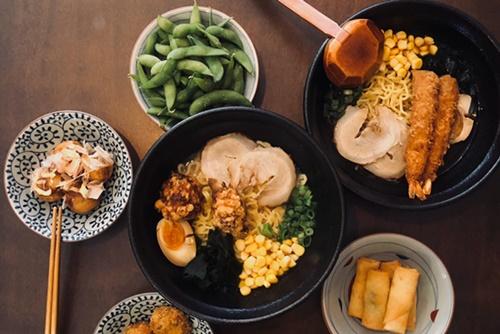 Shibui menu