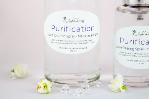 Purification Space Clearing Spray - Magic in a Bottle