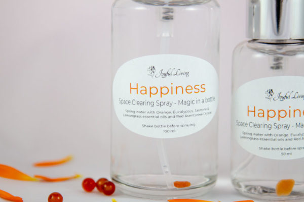 Happiness Space Clearing Spray