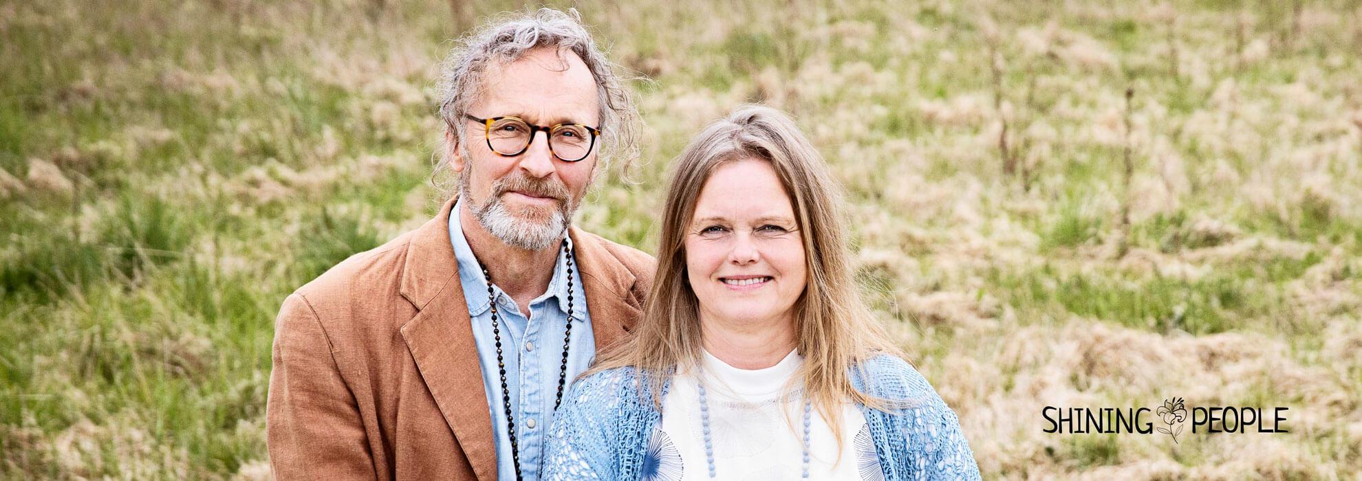 Shining People - Torben og Joyann Nielsen