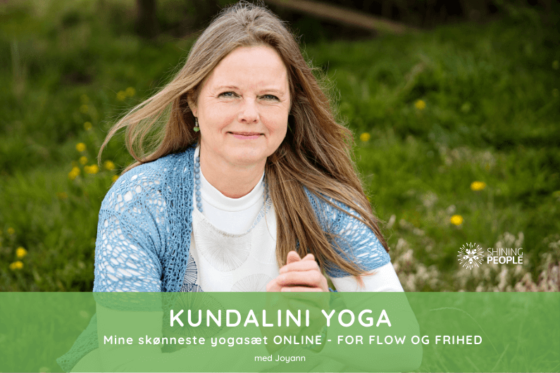 Online kundalini yoga forløb med Joyann