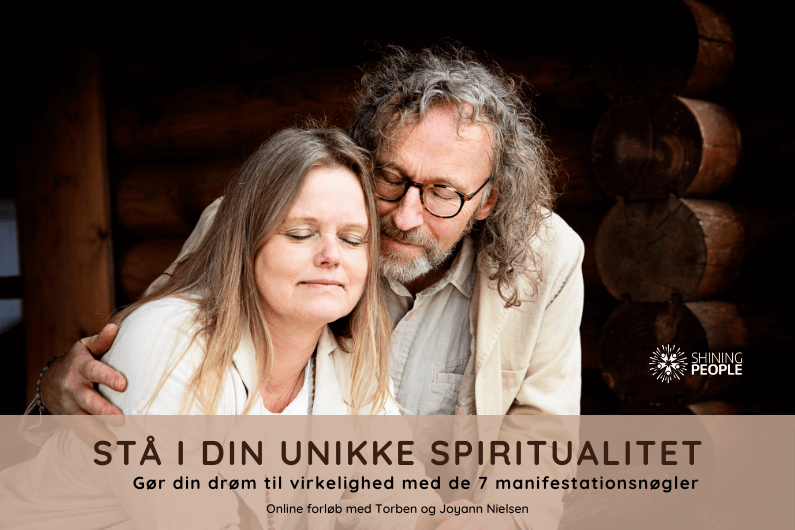 Stå i din unikke spiritualitet
